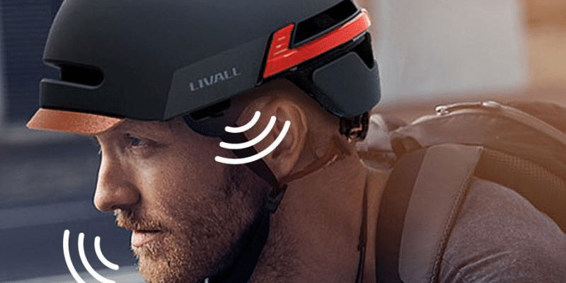 Best Smart Bike Helmets With Built In Bluetooth Top 4 For 2020