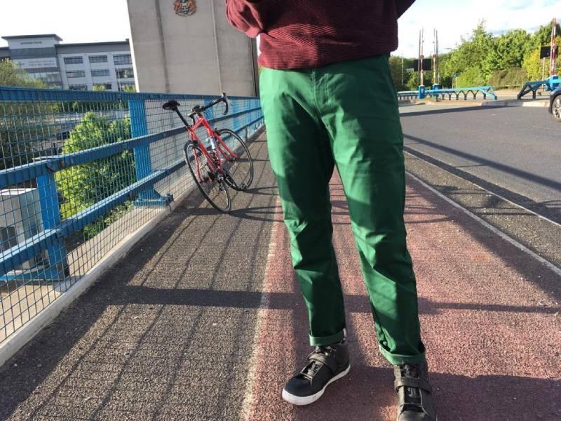 vulpine rain trousers review