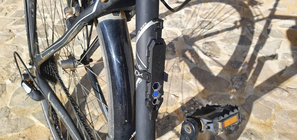 Rehook PLUS on Bike